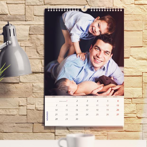 Puskás Fotó naptár