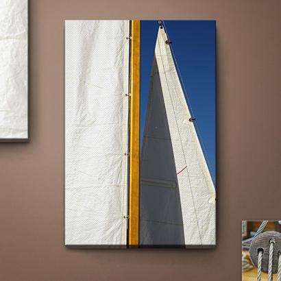 Puskas Fotó vászonkép 50x75 cm